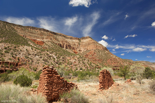San Diego Canyon in Jemez Valley