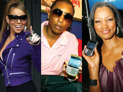 celebrities-BlackBerry