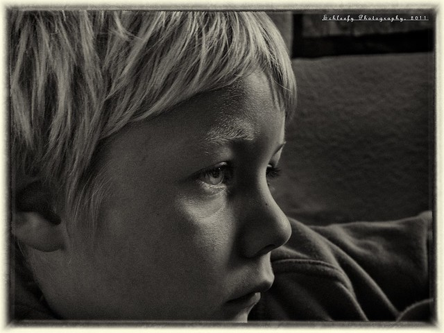 #262/365 Portrait: Little One