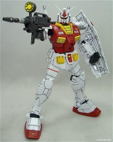 MG2005 {Color-Special} - RX-78-2 10th Anniversary (1)