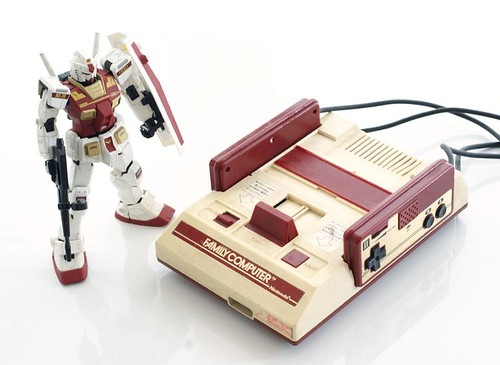 MG2007 RX-78-2 nintendo family computer version (2)
