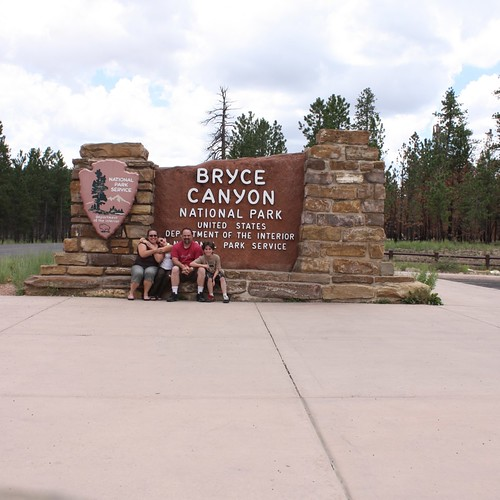 Millers at Bryce