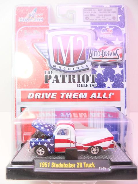 m2 patriot release 1951 studebaker 2R truck (1)