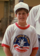 Me and My Space Camp T-Shirt