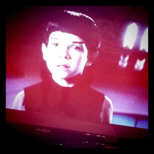 Watching Star Trek
