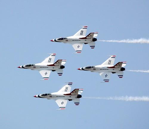 Thunderbirds Photo Pass