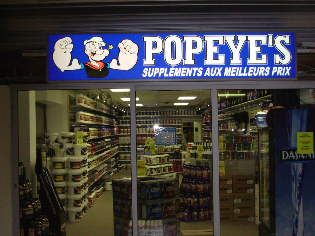 Succursales  Stores  Popeyes Supplements Lowest Prices