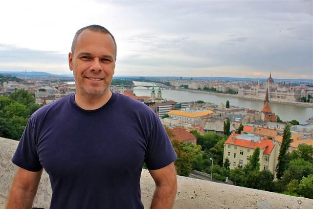 Marc et Budapest, Hongrie