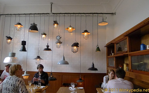 The Corner Room, London