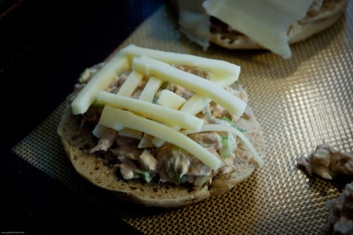 How to:Make Tuna Melts