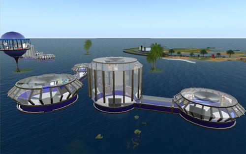 Community Gateway: Avatar Island (now gone)