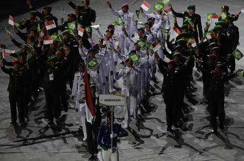 Cerimonia de abertura_Alexandre Loureiro_Gingafotos_2962 by Jogos Rio 2011