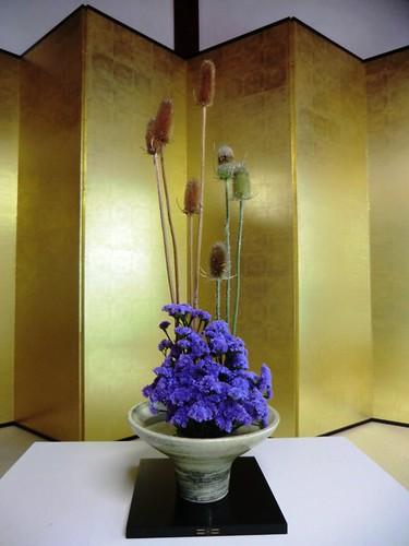 Teasel & Sea-Lavender