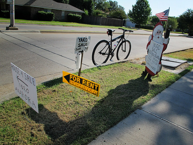 Suburban Signs