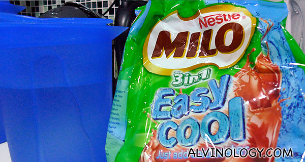 MILO 3in1 EASY COOL
