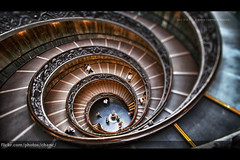 Spiral Staircase, Vatican
