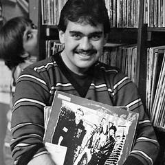 Rob Madeo, circa 1981 I think.