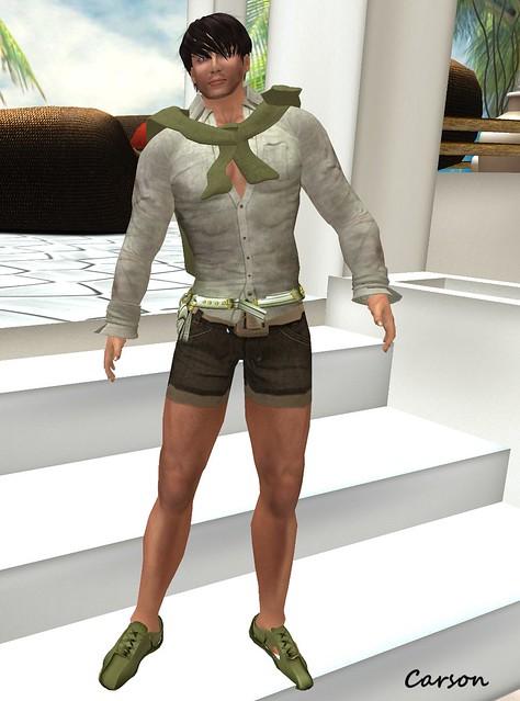 Vero Modero -  Special Male Avatar
