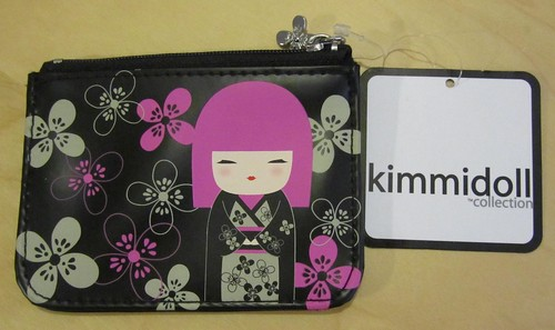 Kimidoll card holder