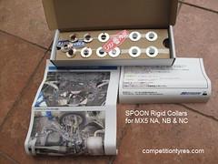 Spoon rigid collar NC mx5