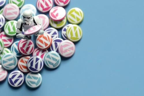W for WordPress