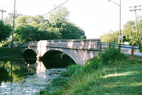 Canal bridge