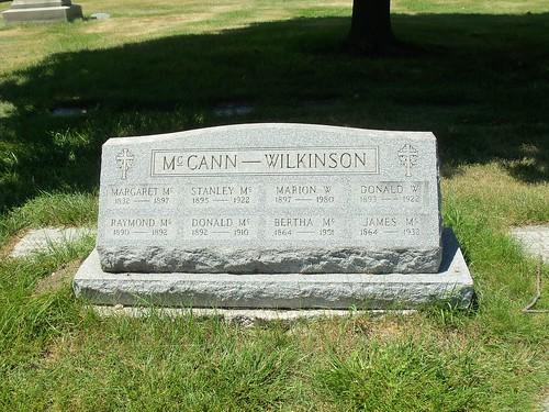 McCann-Wilkinson