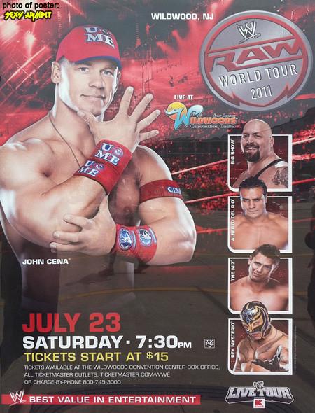 John Cena  The Sexy Armpit