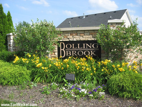 Bolling Brook Louisville KY 40299 Homes For Sale off Taylorsville Rd at Bolling Brook Dr near I-265 by EarlWeikel.com
