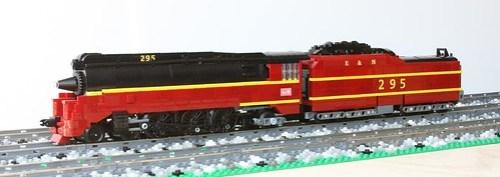 L&N #295 'Big Red'