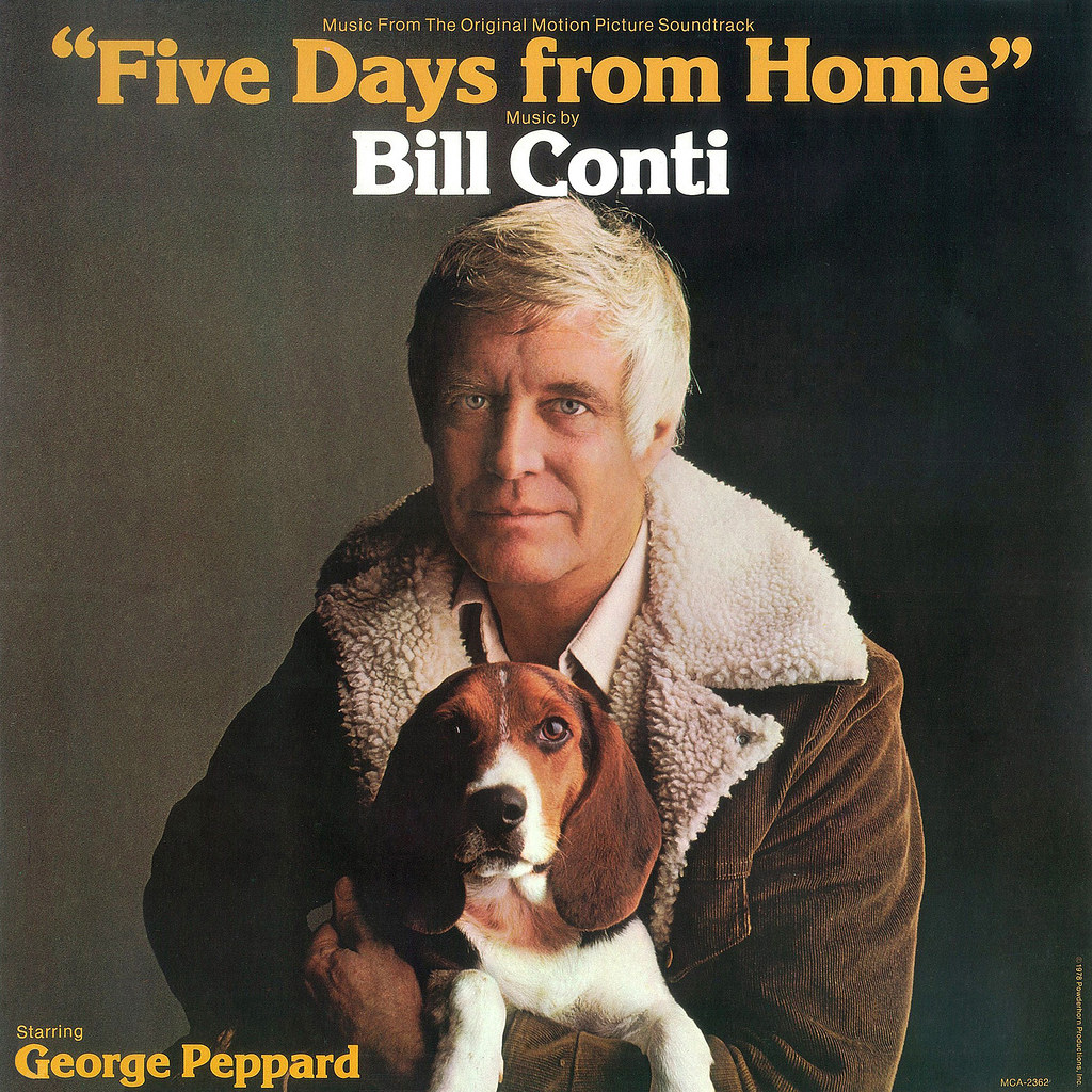Bill Conti - Five Days from Home