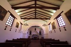 santa cruz chapel