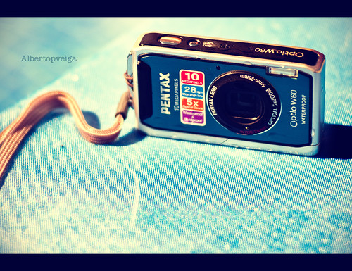 (191/365) Pentax Optio W60 by albertopveiga