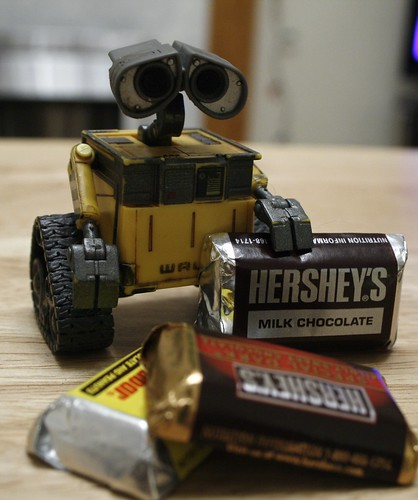 Day 333 - Hershey's by ajwalters