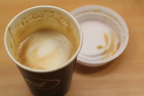 Friday: caffeinated day
