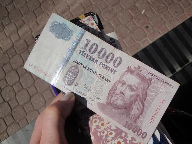 Hungarian forint.