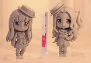 Nendoroid Petit Alice and Clara (ClariS)