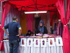 Clothes Stall, Ramadan Bazaar