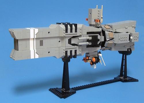 Missile Cruiser - 'Hammer'
