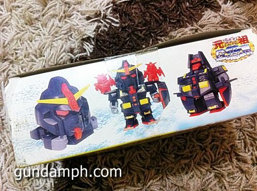 SD Psycho Gundam 1996 version (3)