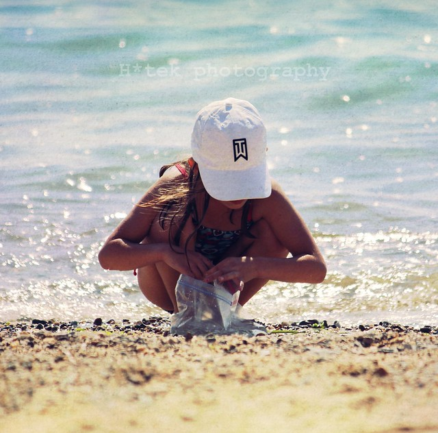 """""""One cannot collect all the beautiful shells on the beach; one can collect only a few, and they are more beautiful if they are few"""""""