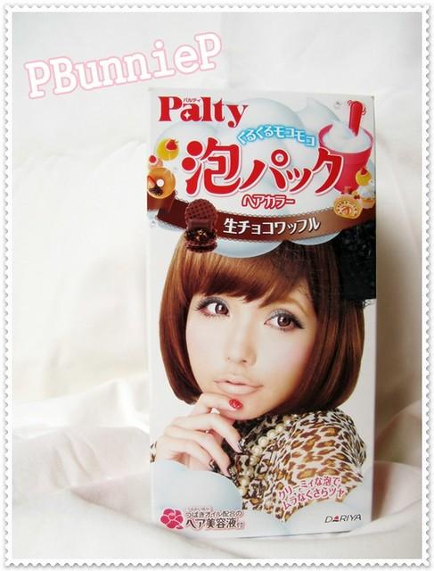 PALTY Bubble hairdye