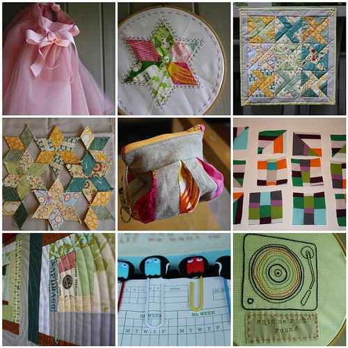 july fresh sewing