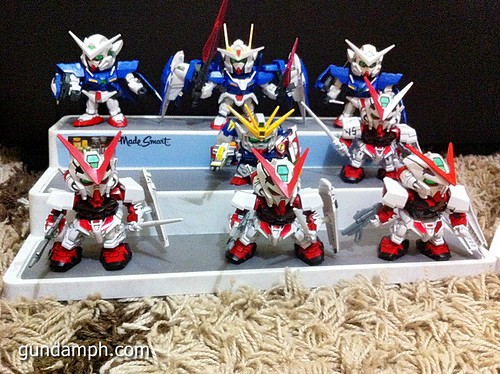 Alternative SD Gundam Multi Level Display Base (6)