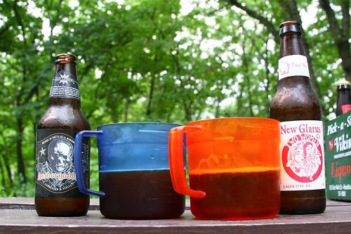 Campsite Beer