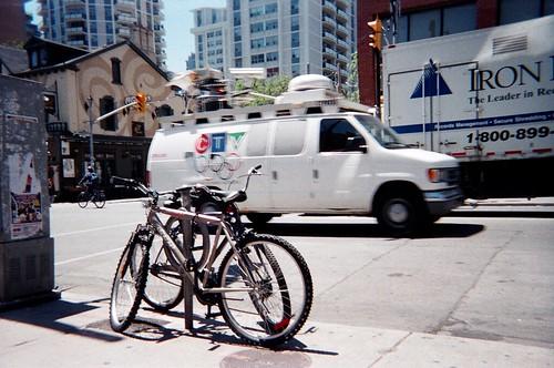 CTV in the Village by randyfmcdonald