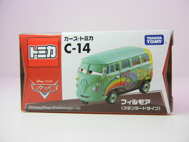 disney cars tomica c-14 fillmore (1)