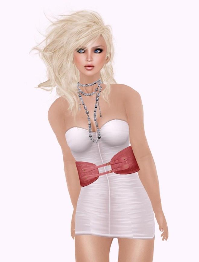 erratic / TDR Dress + Belt