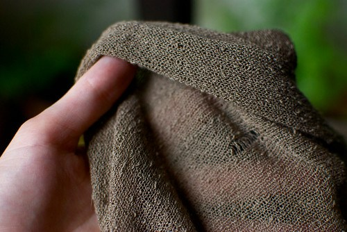 Thrifty Friday: How to Mend a Sweater