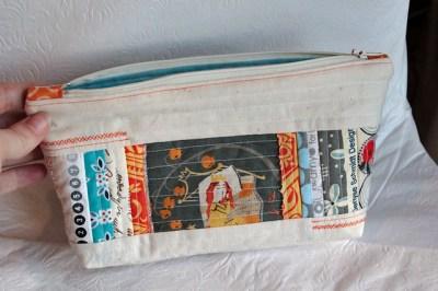 Pretty little pouch option 2 - side 1